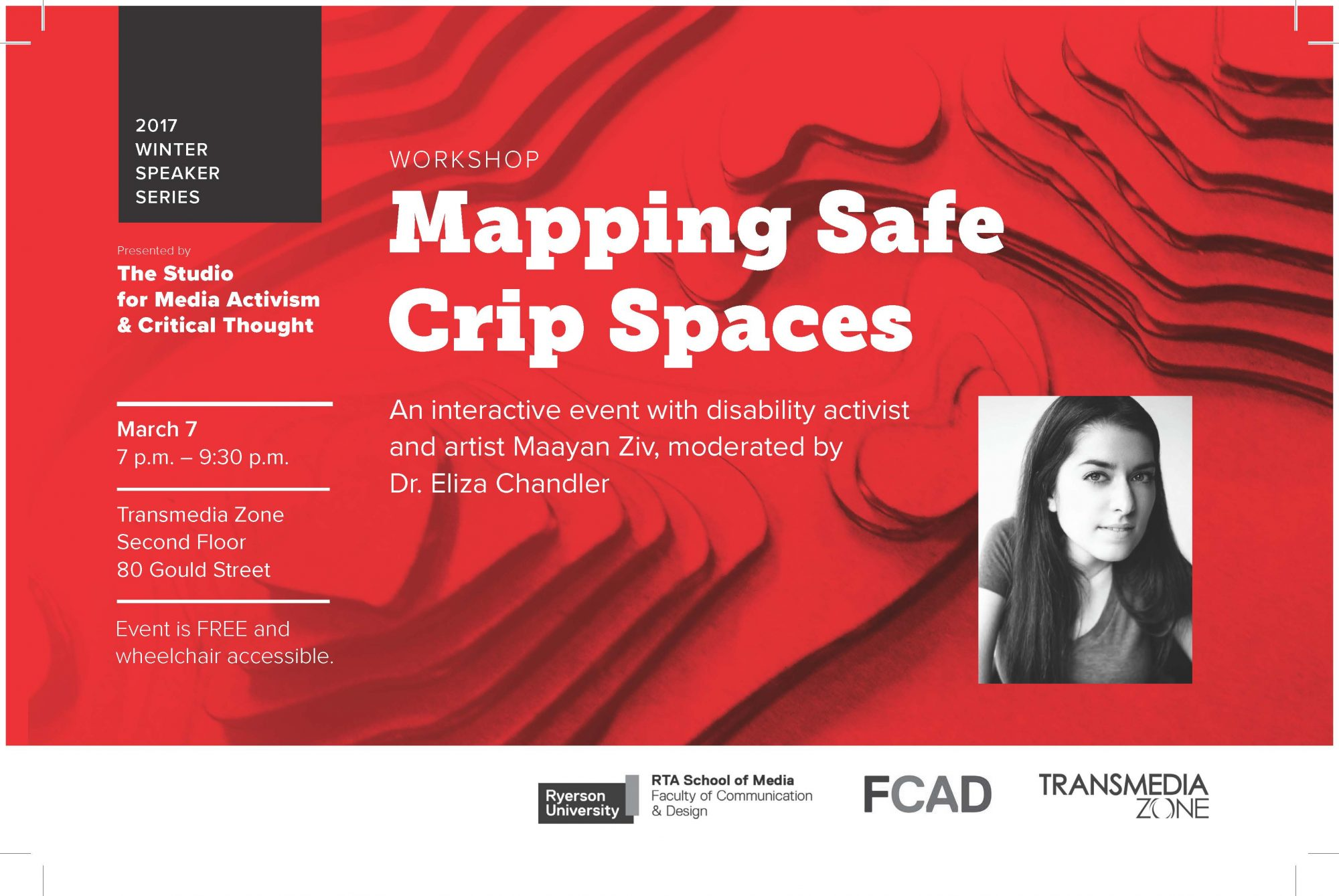 banner for Mapping Safe Crip Spaces