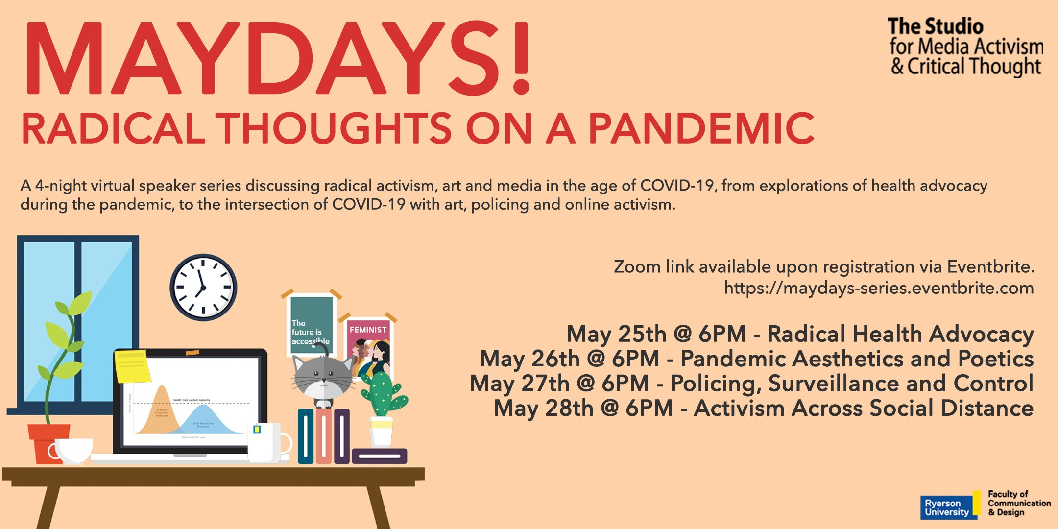 Maydays! Radical Thoughts on a Pandemic