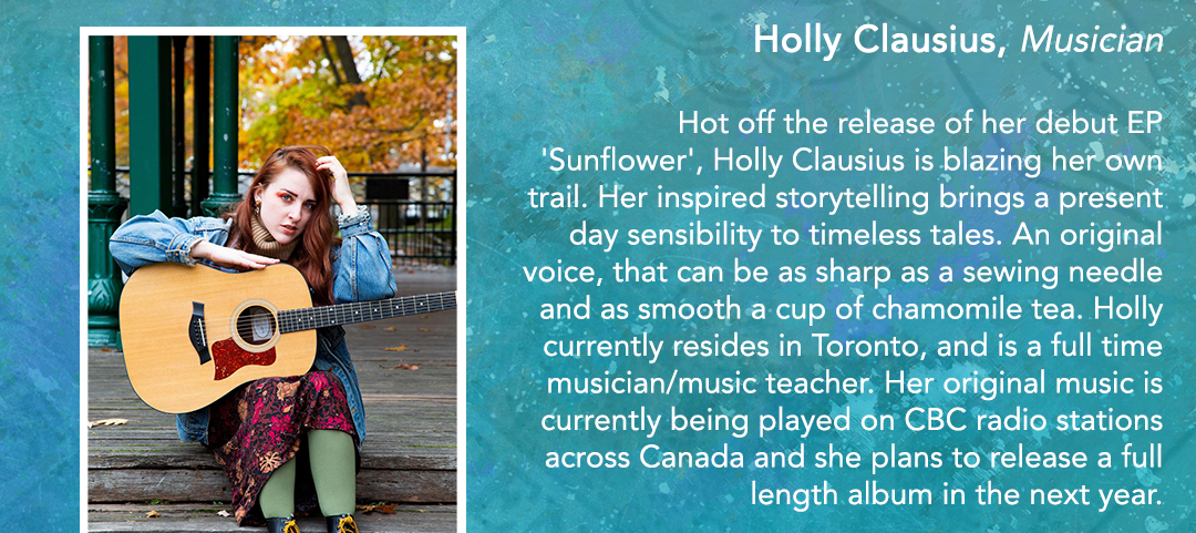 Photo and bio of Holly Clausius